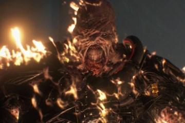 resident evil 3 remake nuevo trailer nemesis capcom