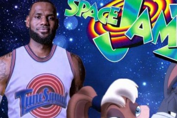 space jam 2 uniformes lebron james looney tunes 2021
