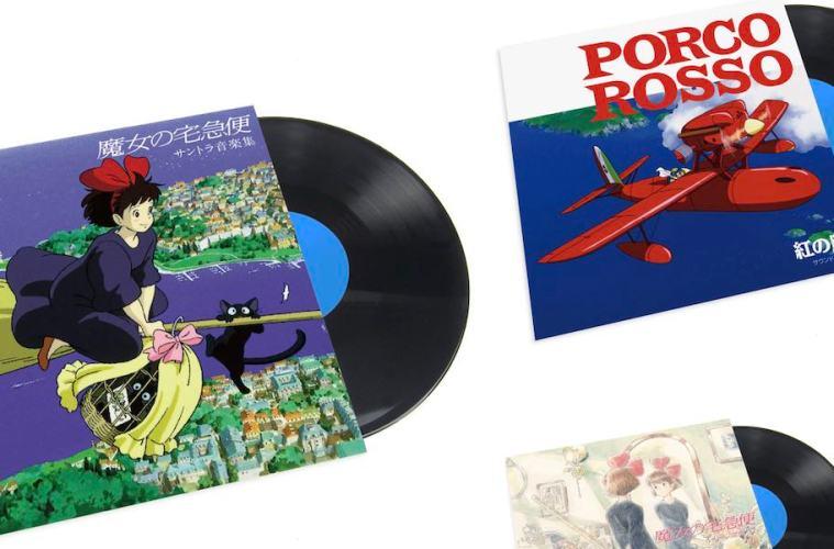 studio-ghibli-kiki-porco-rosso-vinilo-soundtrack-2020