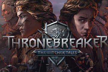 the witcher juego de cartas thronebreaker nintendo switch