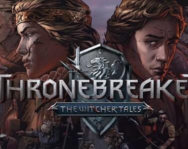 the witcher juego de cartas thronebreaker nintendo switch