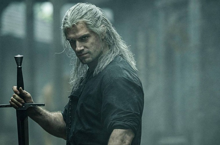 the witcher nueva pelicula animada netflix