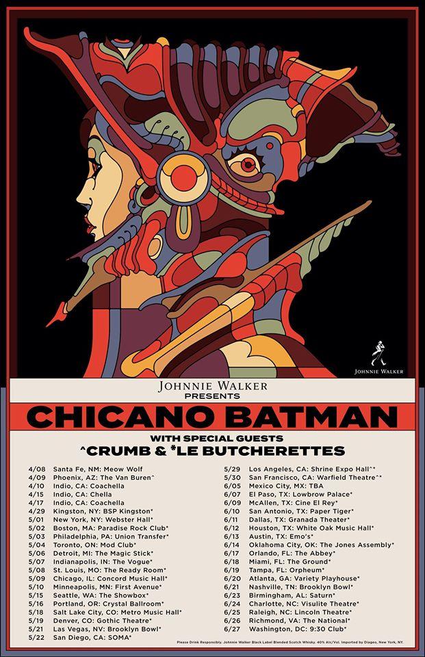 Chicano Batman estrena Color My Life y anuncia su próximo álbum de estudio.