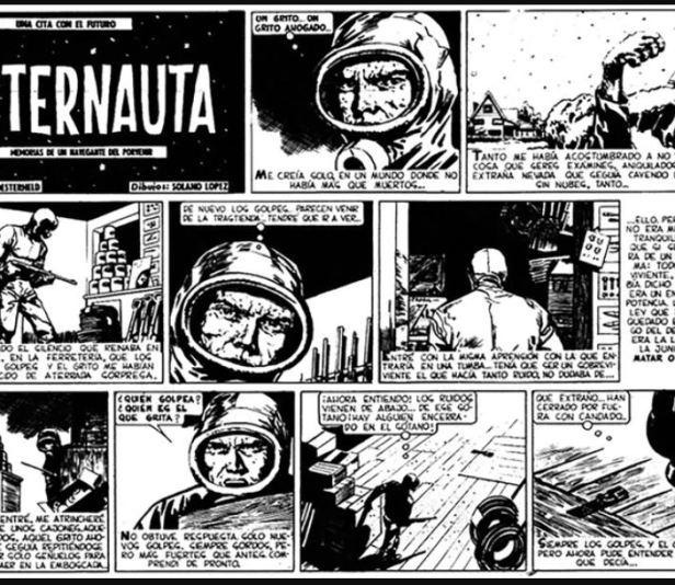 el eternauta nueva serie netflix