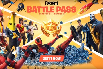 fortnite segunda temporada trailer deadpool marvel