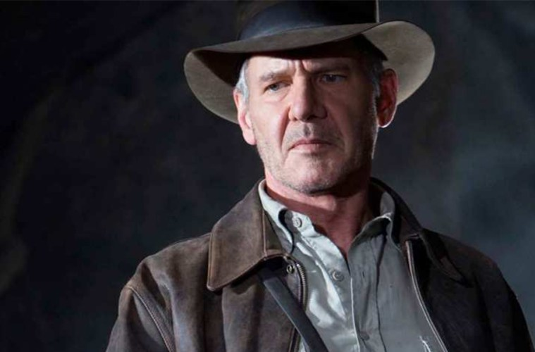 indiana jones 5 filmaciones harrison ford entrevista