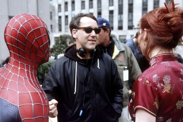 sam raimi director doctor strange and the multiverse of madness