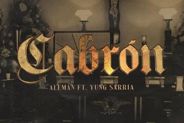 Alemán estrena 'Cabrón' ft. Yung Sarria