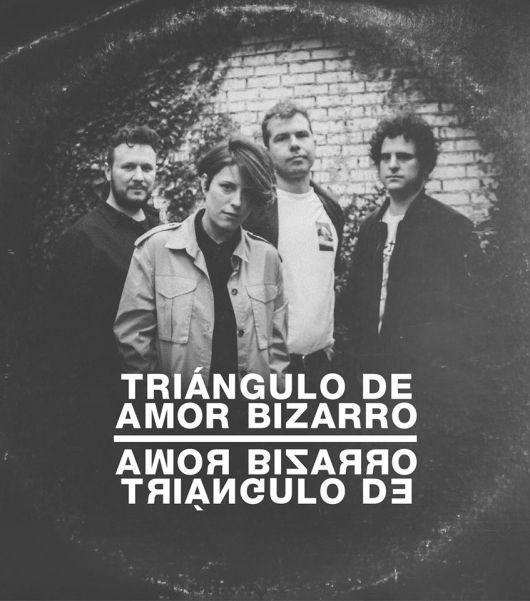 Triángulo de Amor Bizarro - EntrevistaMarvin