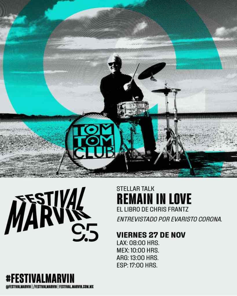 Remain In Love Festival Marvin 95