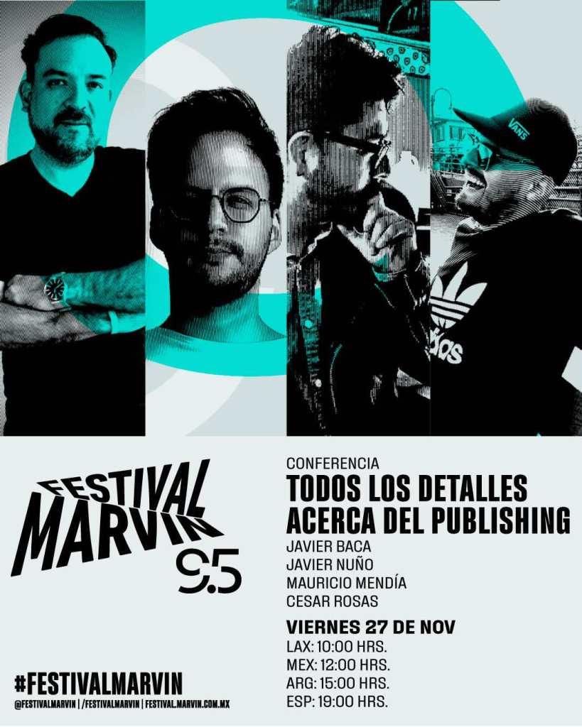 Publishing Festival Marvin 95
