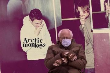 bernie-sanders-portadas-discos-meme-2021