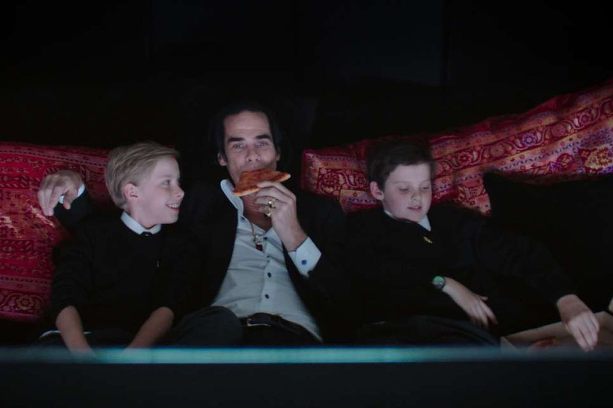 20000 days on earth Nick Cave