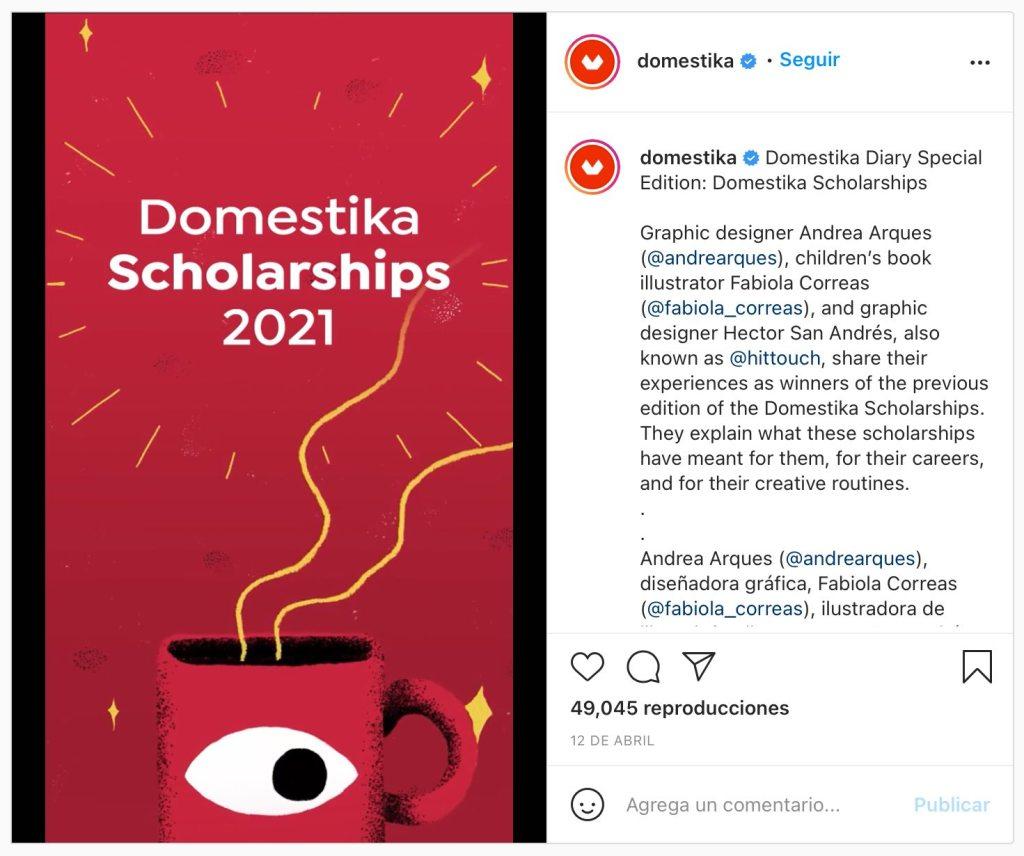 domestika-scholarships-inscripciones