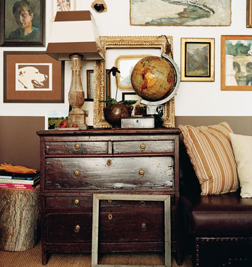 Trading in Summer for Fall: A Look at Autumn-Inspired Rooms