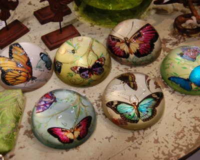 Garden-Related Motifs Show Up Throughout NYIGF