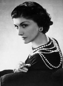 Rooms Inspired by Coco Chanel