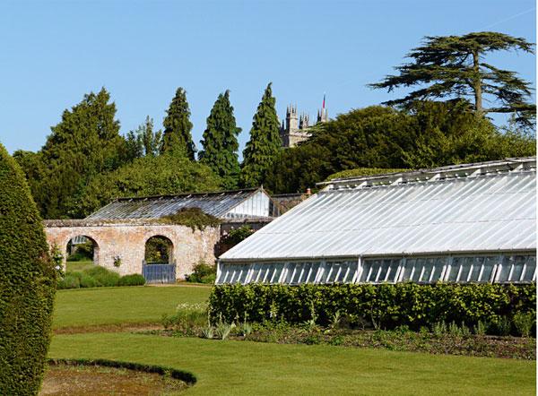 Downton Abbey: A Look at a Divine Garden Design
