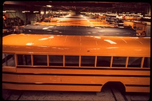 School Buses, Unassembled School Buses