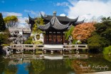 Chinese Gardens; Portland, Oregon