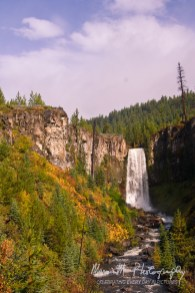 Tumalo Falls... Near Bend, Oregon