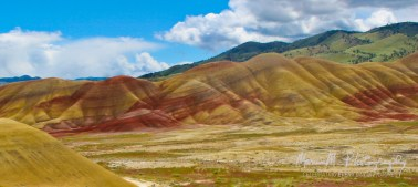 John Day Fossil Beds National Monument; Painted Hills