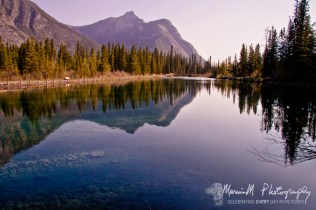 Mt Lorette Ponds; Kananaskis Country, Alberta