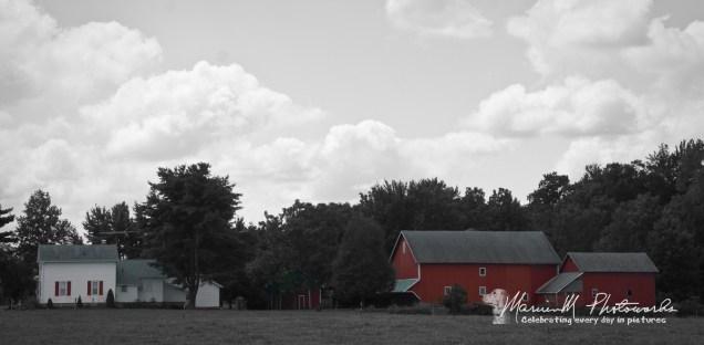 farm scene wakarusa indiana marvinm photoworks