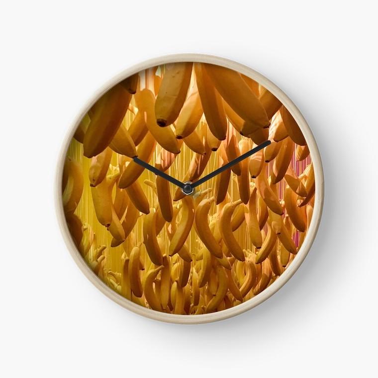 banana clock