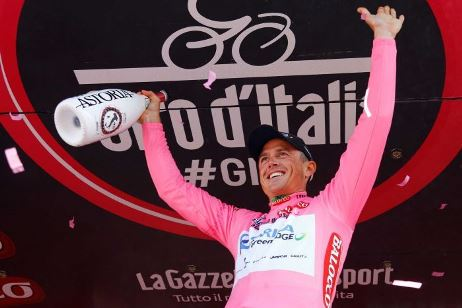 Simon Gerrans Stage 1 Winner Giro 2015