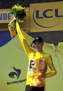The probable winner of TDF2015
