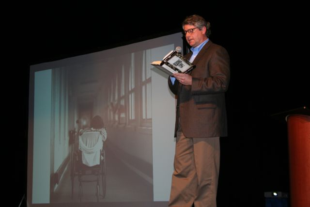 M Society  Gaston Lecture Series Author Neil White
