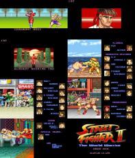 Final Ryu e Créditos da Equipe