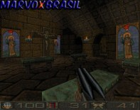 Não era difícil ver imagens de capelas, igrejas e crucifíxos em games de PC, principalmente em FPS.