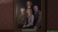 A família Greenbriar reunida. Qual é o segredo de cada um?