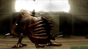 Momentos em CG que faz o jogo mostrar que o negócio é ficar bem esperto.
