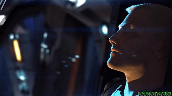 Nicholas Raine, ou apenas Nick Raine é o sobrevivente após a queda do asteroide.