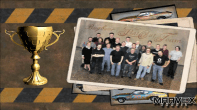 Equipe Bugbear Entertainment em 2004.