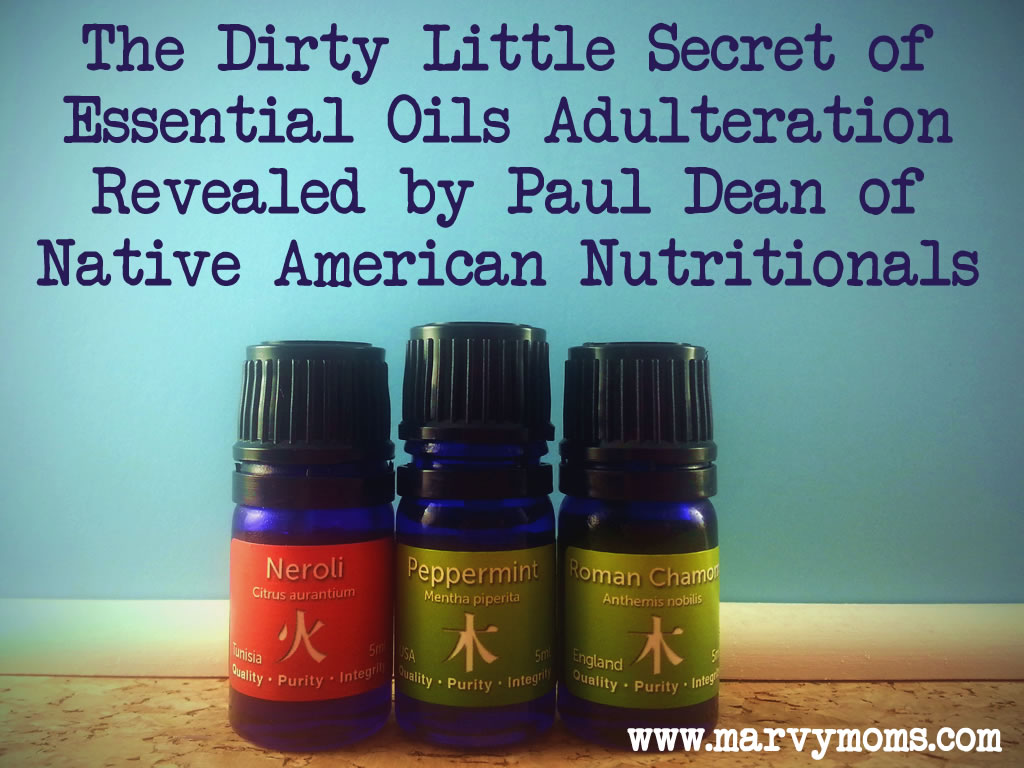 The Dirty Little Secret Of Essential Oils Adulteration