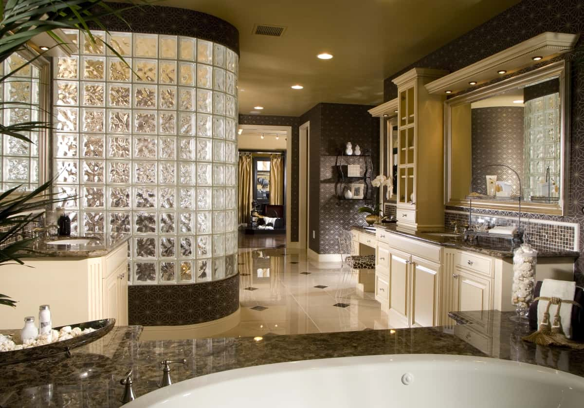 Houston Bathroom Remodeling Analysis Of A Houston Luxury Bathroom Remodeling Project