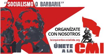 Únete a La Izquierda Socialista, sección de la Corriente Marxista Internacional en México y luchemos por construir el socialismo.