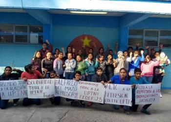 Foto: Frente de Escuelas Democráticas - Febrero 25