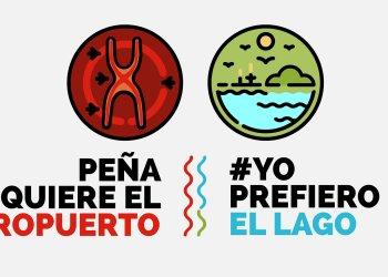 """Imagen: Campaña """"Yo prefiero el lago"""""""