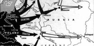 Στάλιν και σταλινισμός - Β' Παγκόσμιος Πόλεμος - Γερμανική Επίθεση - Σύμφωνο μη Επίθεσης - Σύμφωνο Ρίμπεντροπ-Μολότοφ