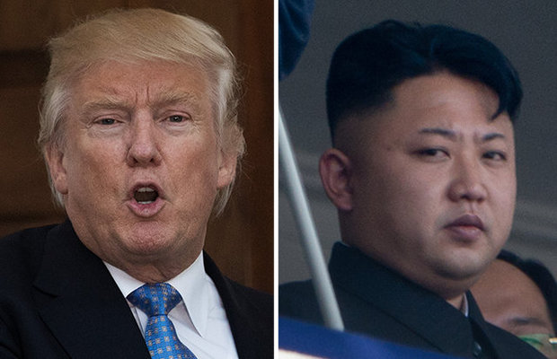 ΗΠΑ - Βόρεια Κορέα - Τραμπ - Κιμ Γιονγκ Ουν