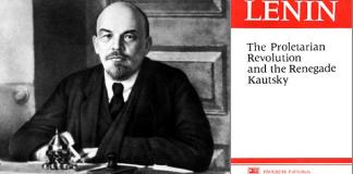 πατριωτισμός, Λένιν, μικροαστικός πατριωτισμός, μικροαστικός εθνικισμός, προλεταριακός διεθνισμός, ιμπεριαλισμός, ιμπεριαλιστικός πόλεμος, αποστάτης Κάουτσκι, Η προλεταριακή επανάσταση και ο αποστάτης Κάουτσκι