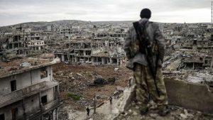 Επανάσταση, αντεπανάσταση και πόλεμος στη Συρία @ Πάντειο, Αίθουσα Β2, νέο κτίριο (2ος όροφος) | Αθήνα | Ελλάδα