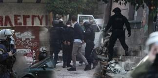 εισβολή αστυνομίας