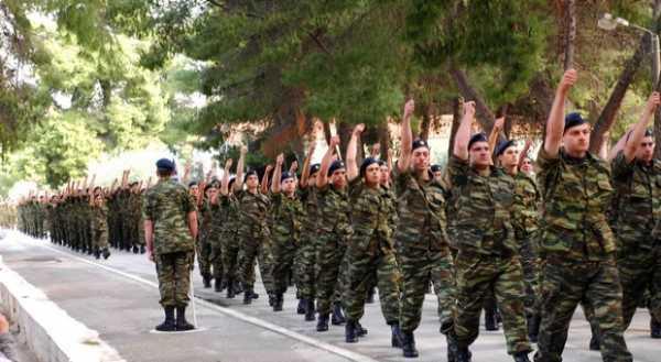 Στρατός, φαντάροι, κορονοϊός