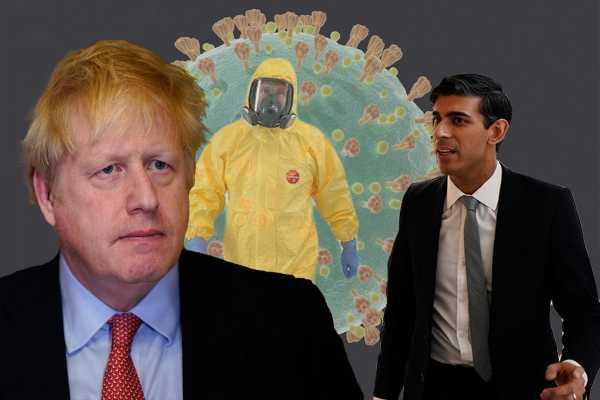 Μεγάλη Βρετανία, Μπόρις Τζόνσον, κορονοϊός, NHS, ομάδες αλληλοβοήθειας